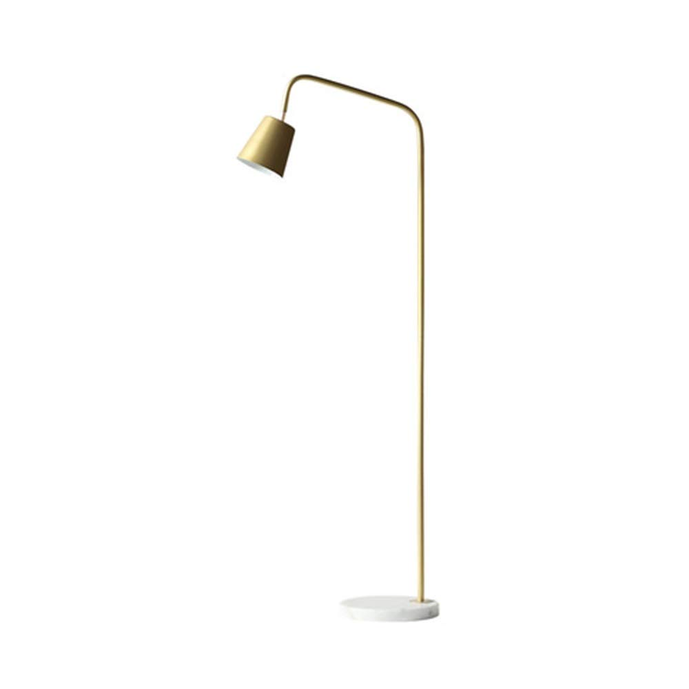 WYQSZ Floor Lamp Light Luxury Post-Modern Floor Lamp Bedroom Bedside Lamp Simple Creative Floor Lamp -6146 Table lamp (Color : Remote Control Light)