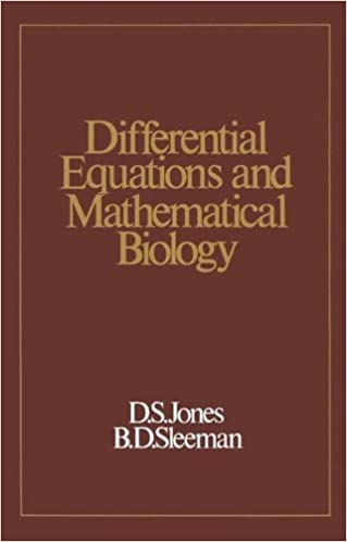 Book Differential Equations and Mathematical Biology
