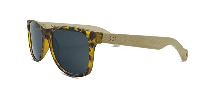 Parafina Arrecife Gafas de Sol, Tortoise, 53 Unisex: Amazon ...