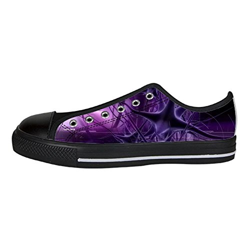 Canvas Alto Le 3d Di Custom Tela Lacci Da Delle Stampa Shoes Scarpe Sopra Stereoscopica Ginnastica I In Men's OHgxIwPq