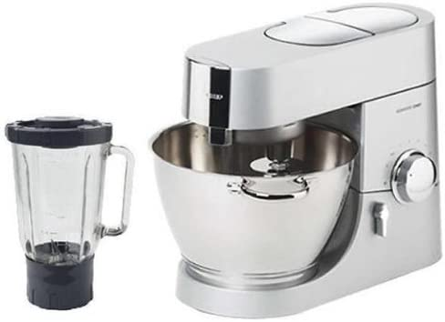 Kenwood Kitchen machine KM001 Chef, Plata/Gris, 1000 W - Robot de cocina: Amazon.es: Hogar