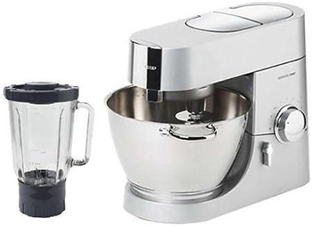 Kenwood Kitchen machine KM001 Chef, Plata/Gris, 1000 W - Robot de cocina: Amazon.es: Hogar