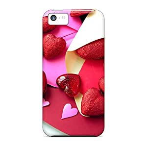 Forever Collectibles From The Heart Hard Snap-on Iphone 5c Case