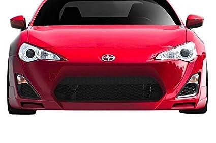 """Red 9.5/"""" Bumper Lip Diffuser Spoiler Splitter Support Rod Bar for Toyota Scion"""