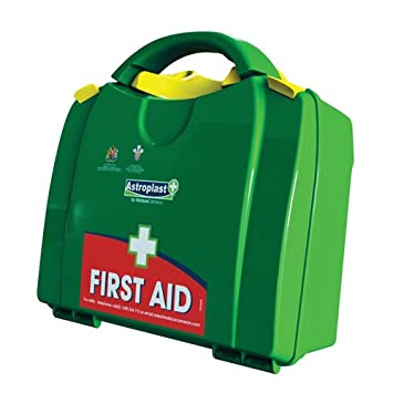 Astroplast Bsi Green Box Food Hygiene First Aid Large  Amazon.co.uk ... 5adc6fce4ac64