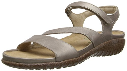 Naot Etera Leather Sandals Stardust Leather