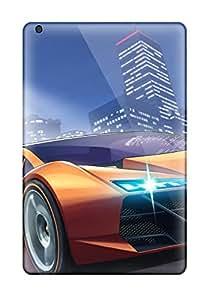 7739675J87479354 For Ipad Mini 2 Fashion Design Grand Theft Auto Online 2015 Case