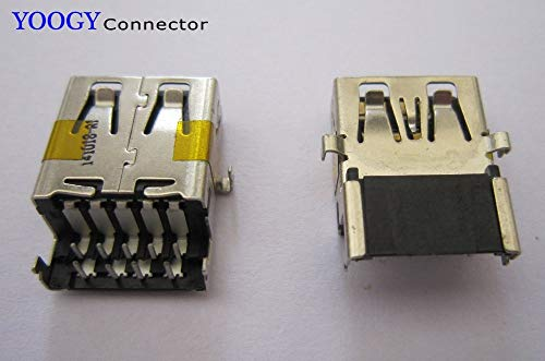 Gimax USB3.0 Socket fit for Lenovo B580 B590 V4000 Z41-70 Z51-70 and ASUS G58J G58JM G60JW G60VW N552V N552VT series laptop