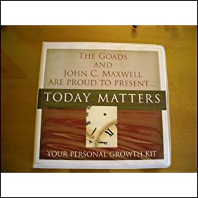 Today Matters - Your Personal Growth Kit - 5 CD + 3 DVD set
