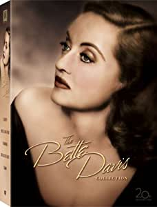 Bette Davis Centenary Celebration Collection (All About Eve / Hush...Hush, Sweet Charlotte / The Virgin Queen / Phone Call from a Stranger / The Nanny)