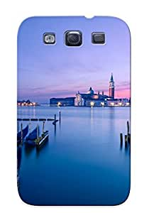 VDyPVzS3773uKTVd Hot Fashion Design Case Cover For Galaxy S3 Protective Case (venice Italy) by lolosakes