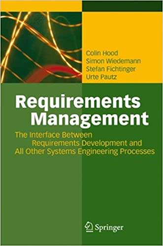 Requirements Management The Interface Between Requirements - Requirements management