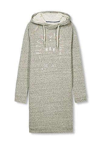 Damen ESPRIT Kleid 5 by Grau 054 Pastel edc Grey 7EqPfwqx5