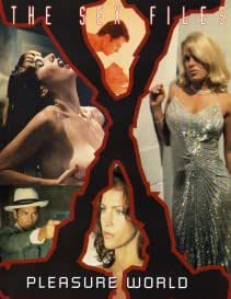 The Sex Files: Pleasure World Leslie Harter Zemeckis Extended Unrated DVD [Import] All Regions PAL