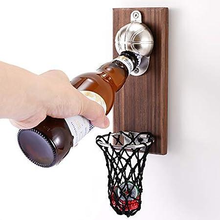 【SUPER CONVENIENCIA】 Puede abrir rápidamente cualquier cerveza con una mano y evitar la molestia de