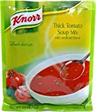 Knorr Thick Tomato Soup Mix - 55g