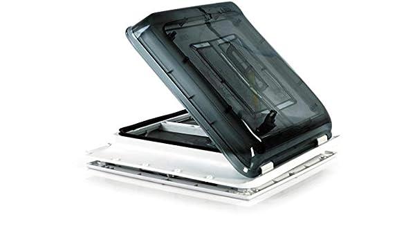 claraboya Turbo Vent 160 Crystall con ventilador: Amazon.es ...