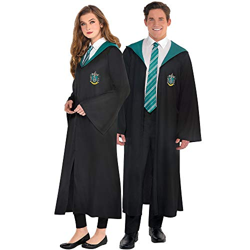 Party City Slytherin Robe Halloween Costume Accessories