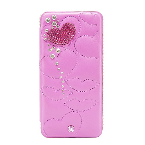 Uunique Elite Reveal Sweet Kiss Folio Schutzhülle für iPhone 6