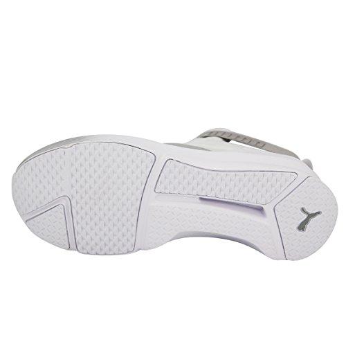 Zapatillas Mujer Altas Puma Strap Blanco Swan Fierce q8nngxta