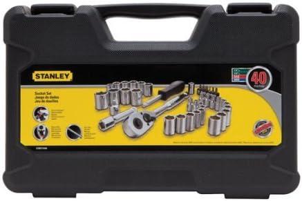 Stanley 40-Piece Socket Set