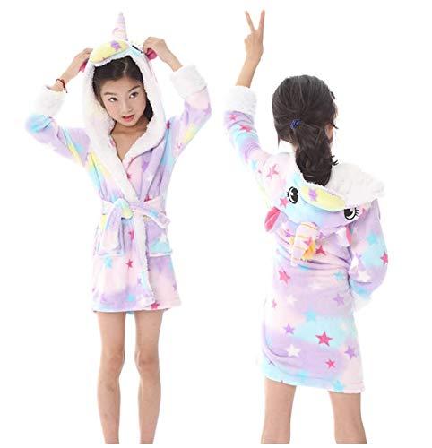 Ecommerce Trade Ltd - Pantalón de Pijama - para Niña Multicolor Star ...