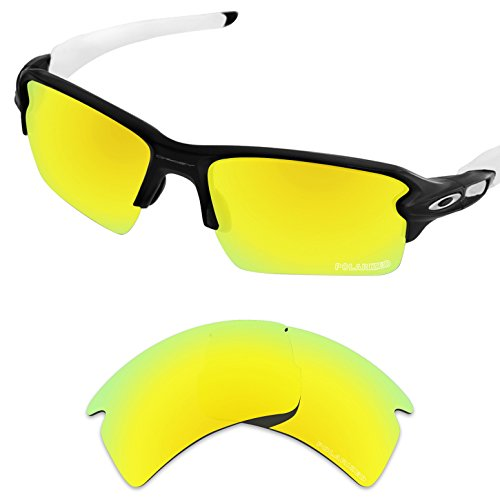 Tintart Performance Replacement Lenses for Oakley Flak 2.0 XL Sunglass Polarized - Oakleys Polarised