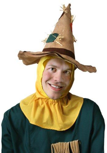 Adult Scarecrow Hat - ST -