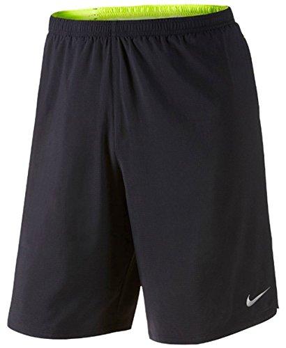 "Nike Mens Dri Fit 9"" Phenom 2-in-1 Training Running Shorts"