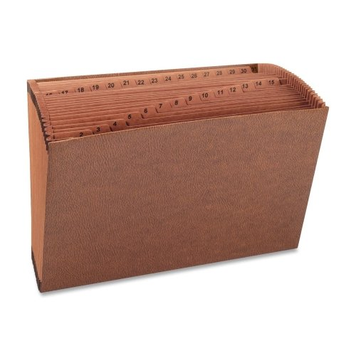 Heavy Duty Accordion Wallet - SPR26538 - Sparco Heavy-Duty Accordion Files without Flap