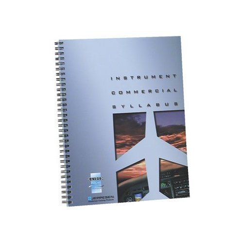 Specialty Instrument - Jeppesen Instrument/Commercial Syllabus - 10001785