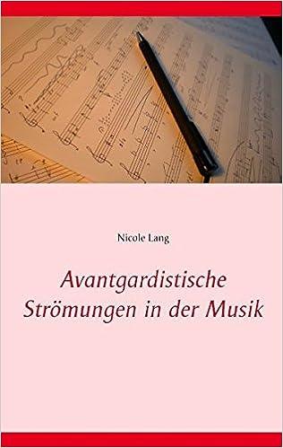 Book Avantgardistische Strömungen in der Musik