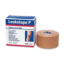 BSN Medical Leukotape P Sports Tape, 1 1/2 Inch x 15 Yard