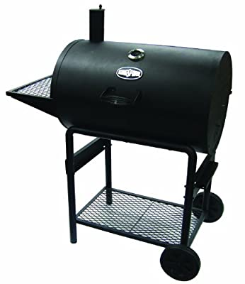 Kingsford GR1031-014984 Barrel Charcoal Grill, 30-Inch by Rankam Metal Products Manufactory Limited