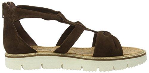 tabacco 390 Marrone Donna braun Sandalia Mia Alla Shoes Schiava Marc xUq6a8wz