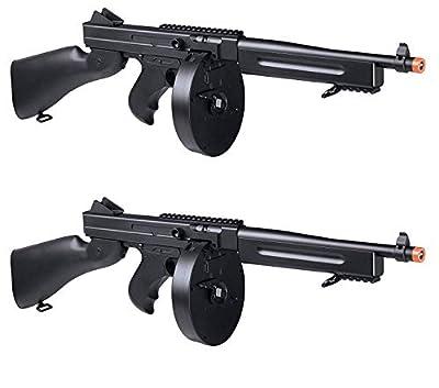 Game Face ASRGTH GFSMG Airsoft Submachine Gun