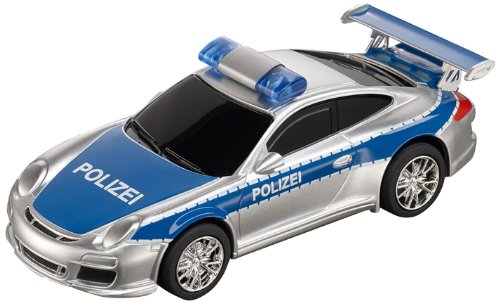 "Carrera Digital 143 Porsche 997 Gt3 ""polizei"""
