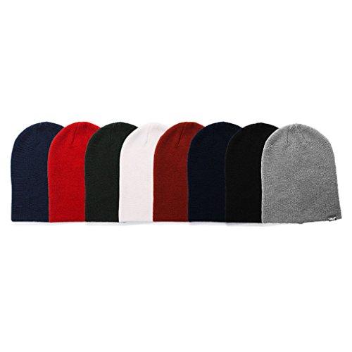 moda Black Sombrero clásico punto caliente Color aire de libre al cómodo masculino engrosamiento Blue de deporte casual BAqBYx