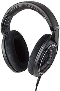 Sennheiser HD 598SR - Microauricular con Control Remoto Inteligente, Color Negro