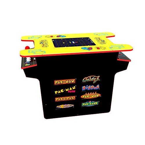 ARCADE1UP Head2HeadTabletop Game (Street Fighter, Black )