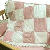 BabyDoll Baby Queen Pink Cradle Bedding, 15'' x 33''