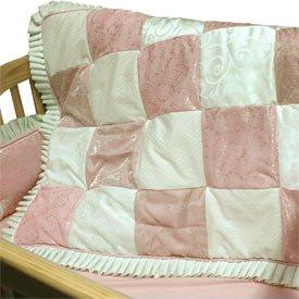 BabyDoll Baby Queen Pink Cradle Bedding, 18