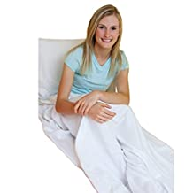 STOP Worrying About Germs And Bugs! Travel With Confidence In Our Travel Sheets! Microfiber Luxury Travel Sheet/Sleep Sack As Soft As 1,500 Count Egyptian Cotton.
