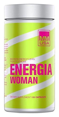 MMUSA Energia Women Supplement, 90 Count by MMUSA