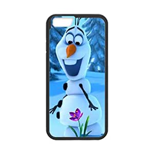 iPhone 6 4.7 Inch Cell Phone Case Black Frozen Phone Case Cover Custom Personalized XPDSUNTR35869