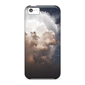 New Design Shatterproof WjpXr3337DlpZo Case For Iphone 5c (bursting Light)