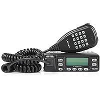 LEIXEN LX VV-898 Dual Band VHF/UHF 136-174/400-470MHz 10W Two Way Radio Mobile Transceiver Amateur Ham Radio