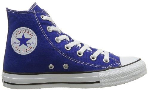 Converse Chuck Taylor All Star Speciality Hi, Zapatillas Altas de Tela Unisex Adulto Azul (Radio Blue)