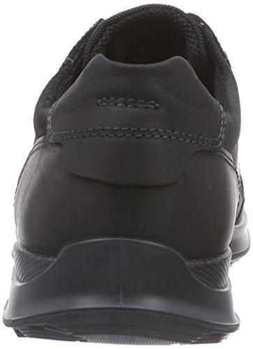 ECCO Hayes, Scarpe Stringate Basse Oxford Uomo Nero(black/Black 51052)