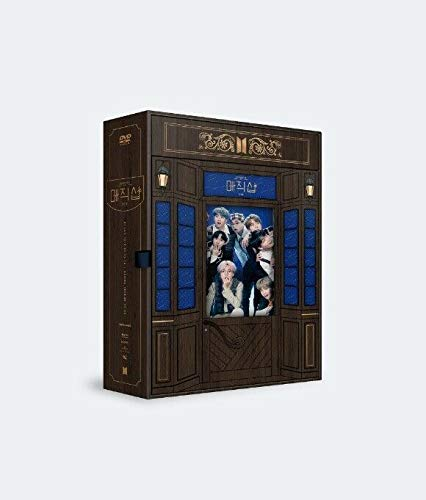 Bighit Ent BTS Bangtan Boys - BTS 5th Muster Magic Shop DVD+Extra Photocards Set